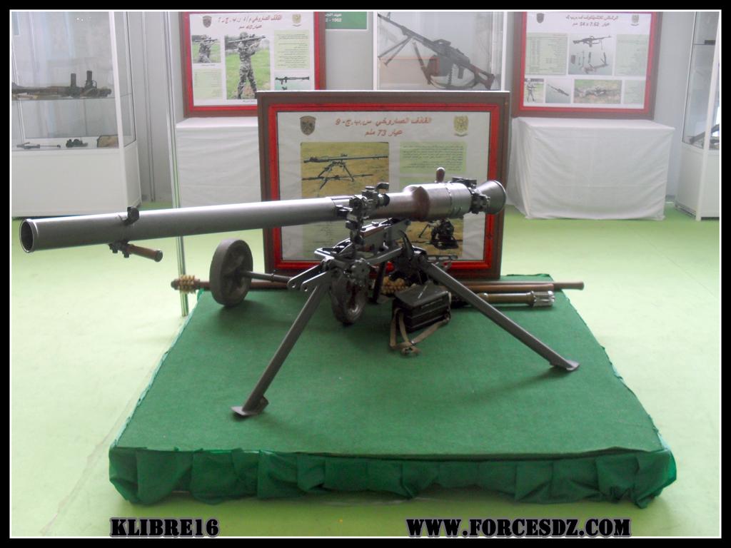 القوات البرية الجزائرية [  Missiles Anti-Chars ]   - صفحة 3 40951642260_8cc24124a9_o