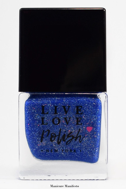 Live Love Polish Midnight Mako review