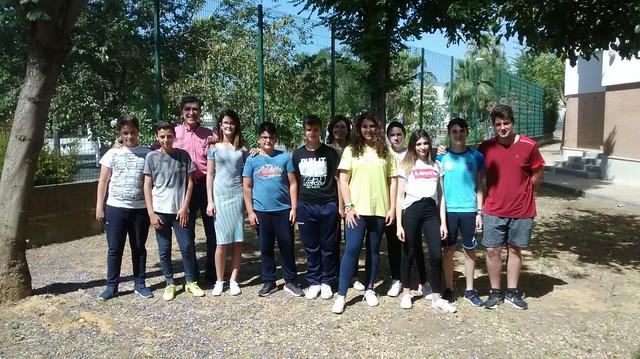 AionSur 42769794182_fcac90815d_z_d El IES Europa de Arahal obtiene por sexta vez el premio«Consumópolis» Arahal Educación