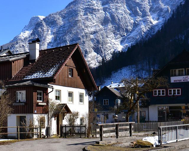 Nuestro apartamento en Hallstatt, Austria