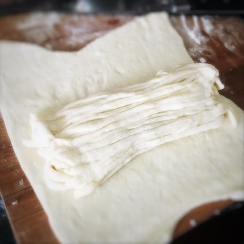 Bread, buns, chinese, recipe, rolls, silver thread, 銀絲卷, gold thread buns, 金絲卷, sweet bread