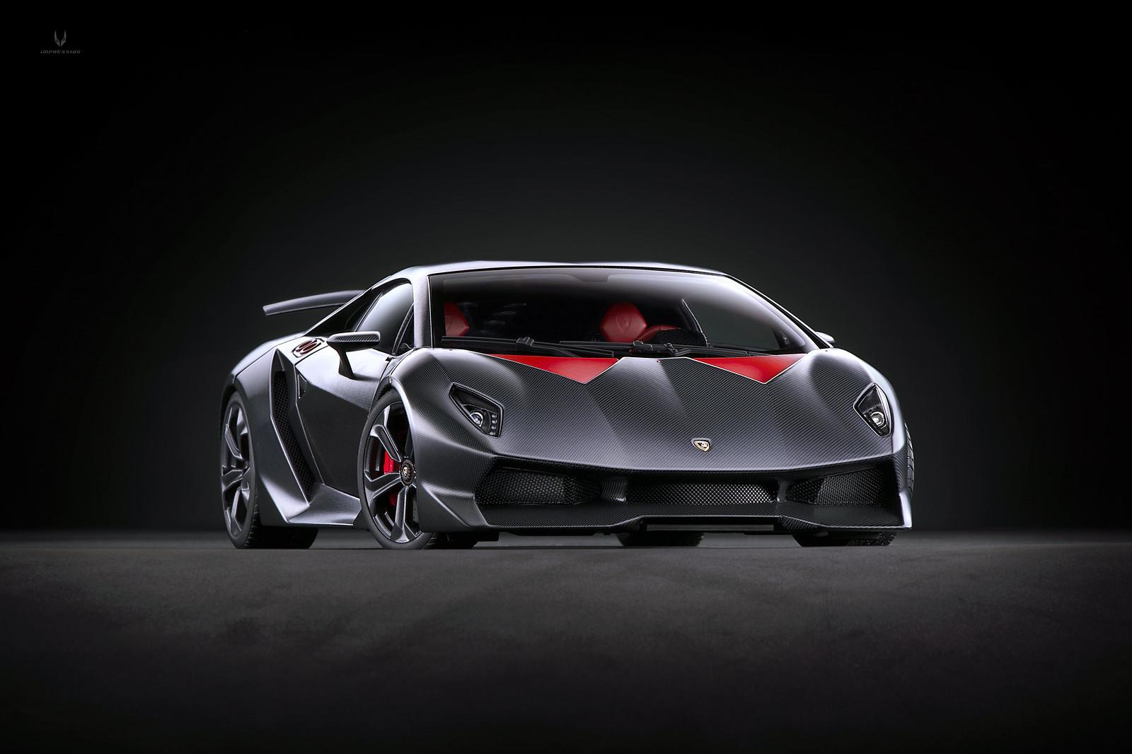 1/18 Lamborghini Sesto Elemento [AUTOart] - Diecast