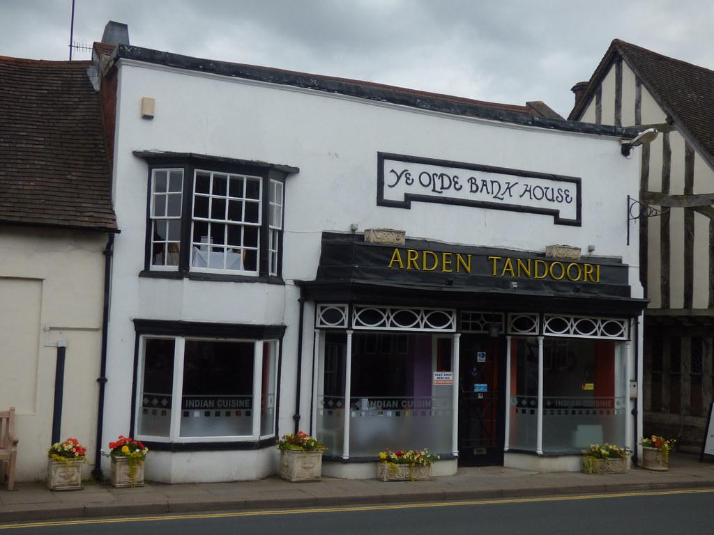 Ye Olde Bank House Arden Tandoori High Street Henley
