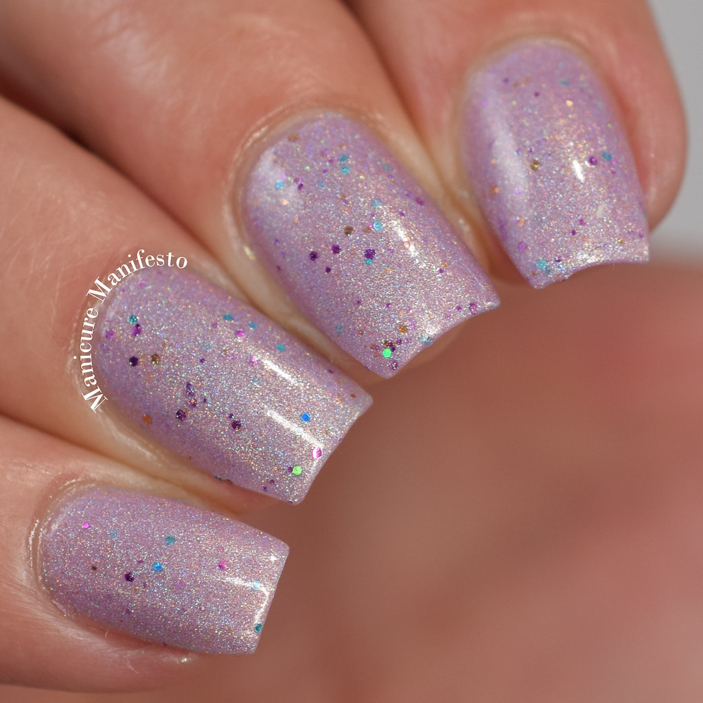 EDM Dappled Lilac swatch