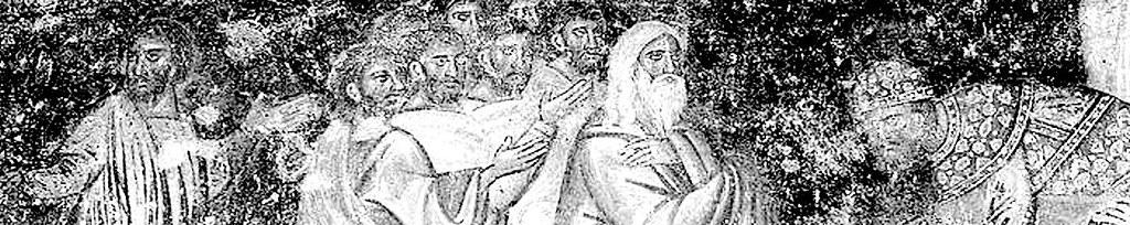 Встреча Иакова с Иосифом.