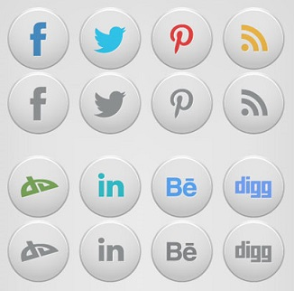 free social media icons