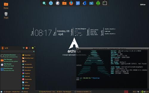 archlinux-xfce4-1