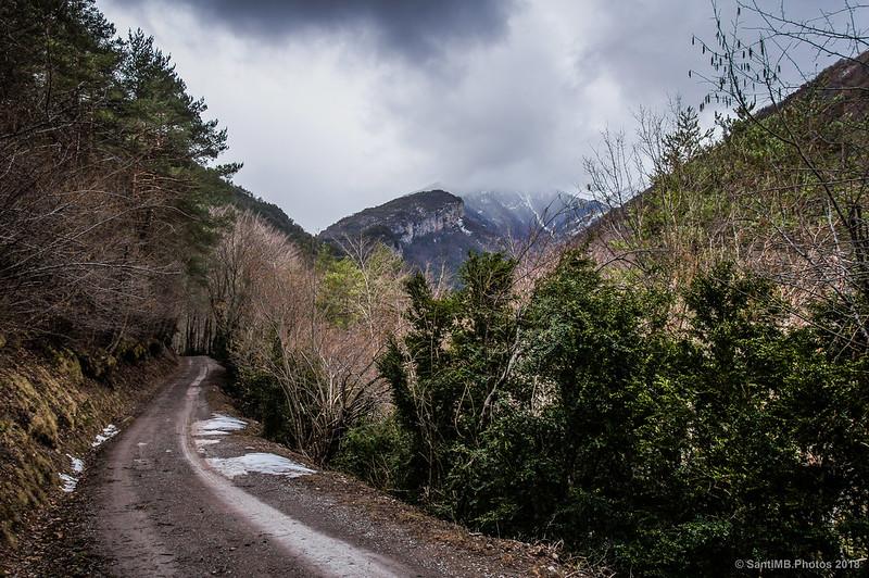 Cerca del Adou del Bastareny