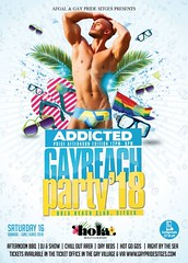 Gaybeach Party