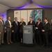 Zusammen mit unserem Ministerpräsidenten Stephan Weil bei der Eröffnung des DLR-Instituts für vernetzte Energiesysteme (ehemals Next Energy) in Wechloy.