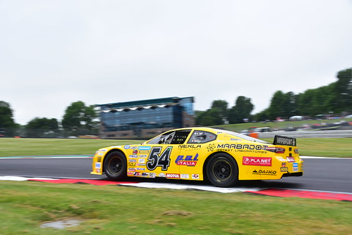 Alon Day, Nascar Whelen Euro Series, American SpeedFest VI, Brands Hatch 2018