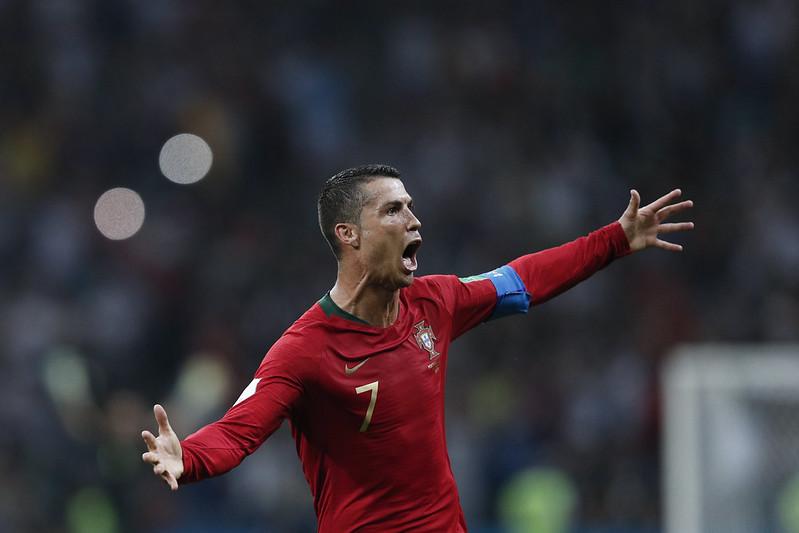 Cristiano Ronaldo需要隊友的幫助。(AFP授權)