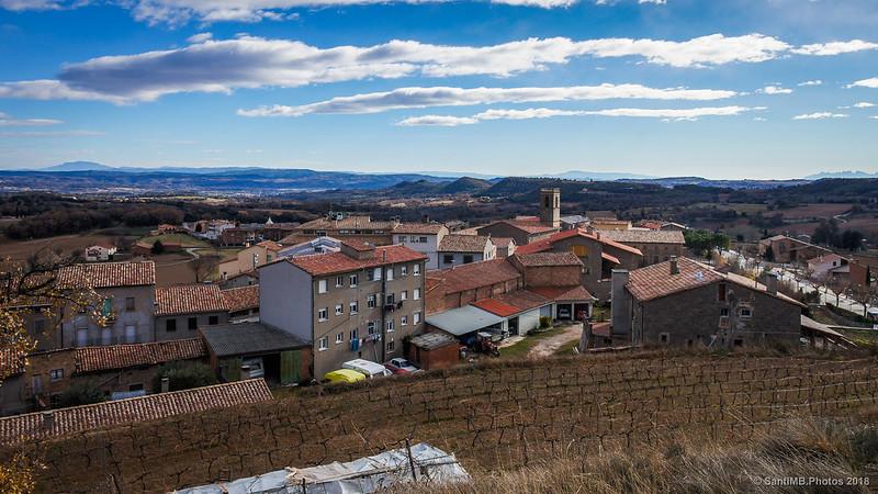 Vistas desde el Tossal d'Avià