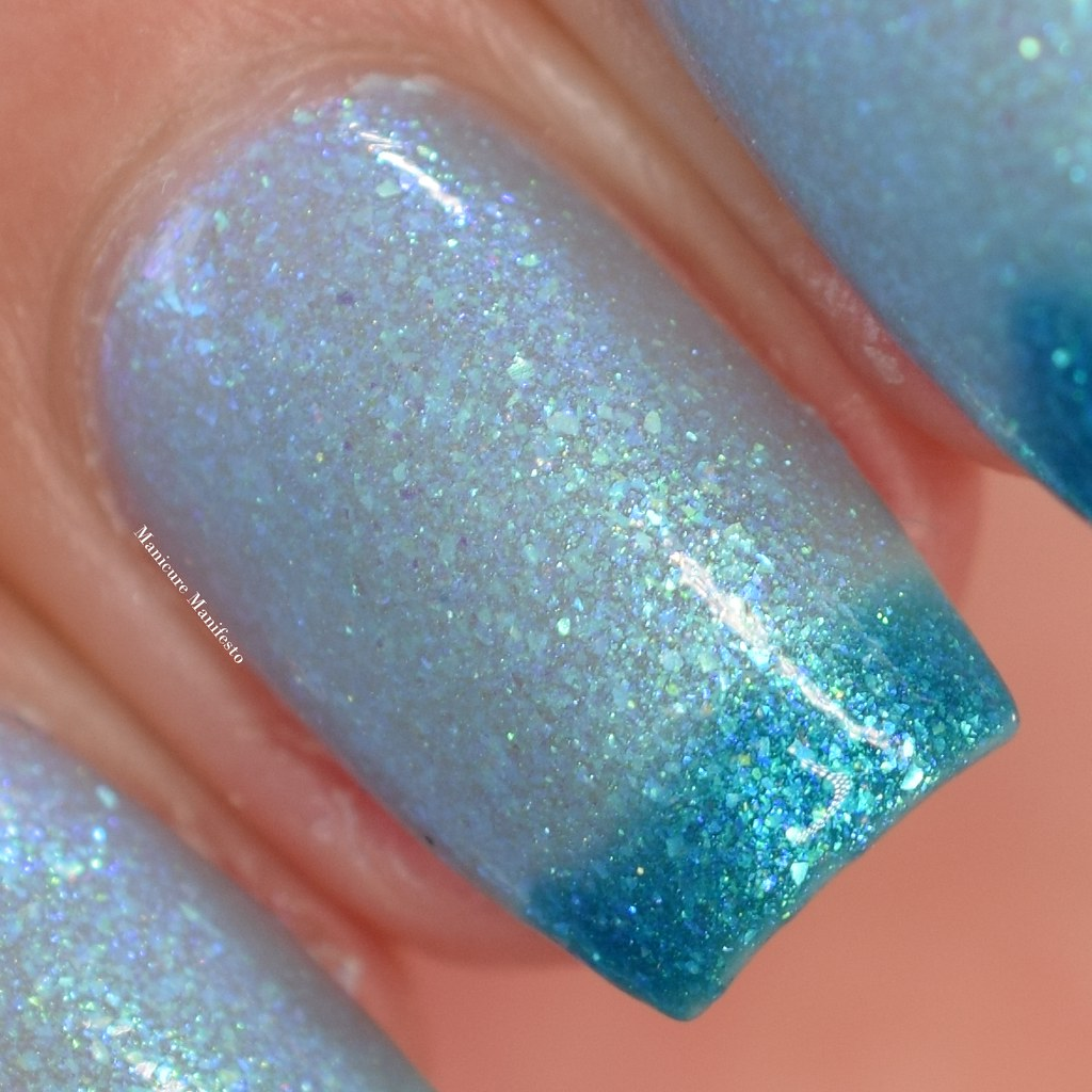 Paint It Pretty Polish Flurries Of Fun swatch