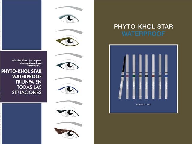 Phyto-Khol Star Waterproof de Sisley trazos