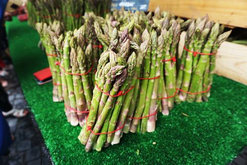 asparagus marche de lices