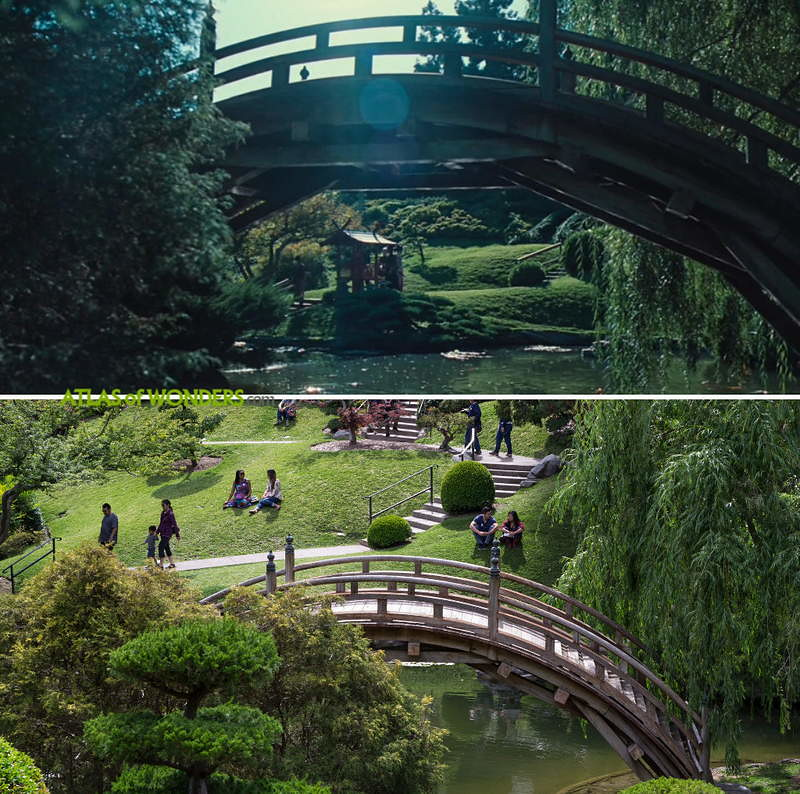 Westworld Shogun World location