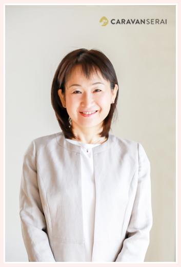 経営企画設計株式会社の森本聡美さま(愛知県岡崎市) プロフィール写真撮影