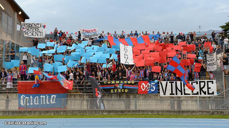 Feralpisalò-Catania 1-1: Ripa proietta il Catania verso il Massimino$