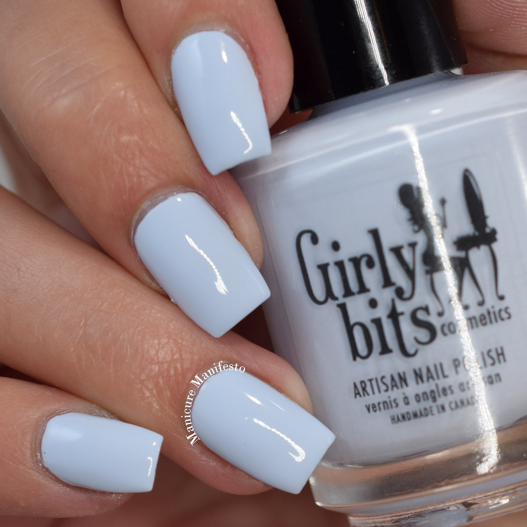 Girly Bits Old New Borrowed Blue