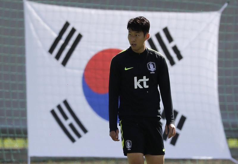 孫興慜要再為南韓出征國際賽。(達志影像資料照)