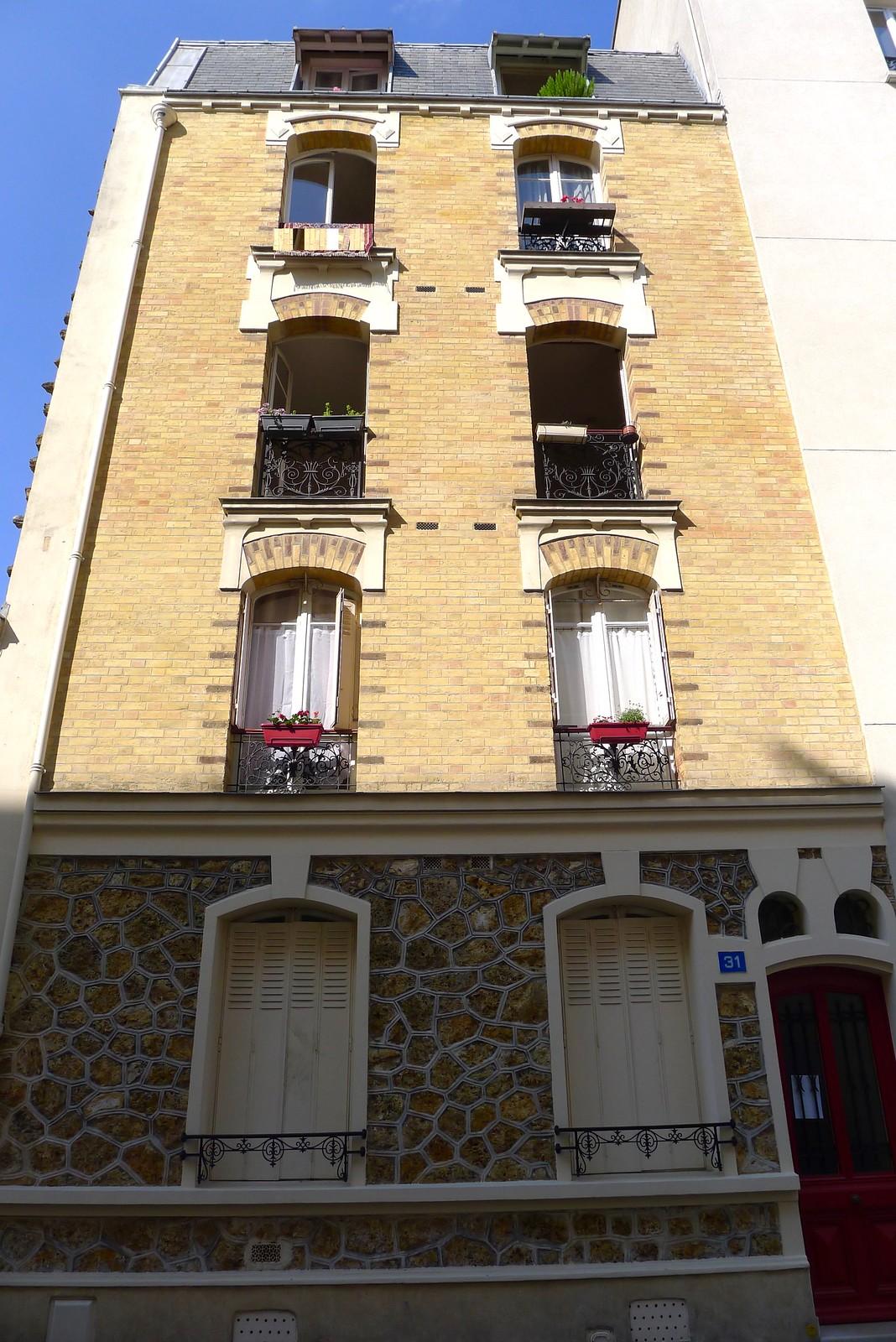 La Butte-aux-Cailles, Paris