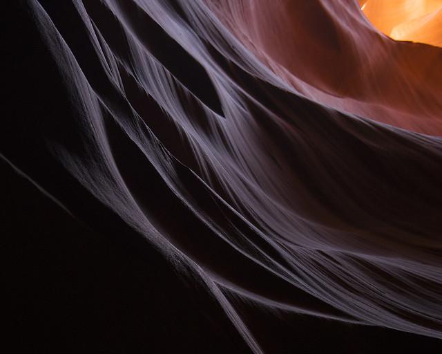 El cañón del Antílope, magia en pleno corazón de Arizona