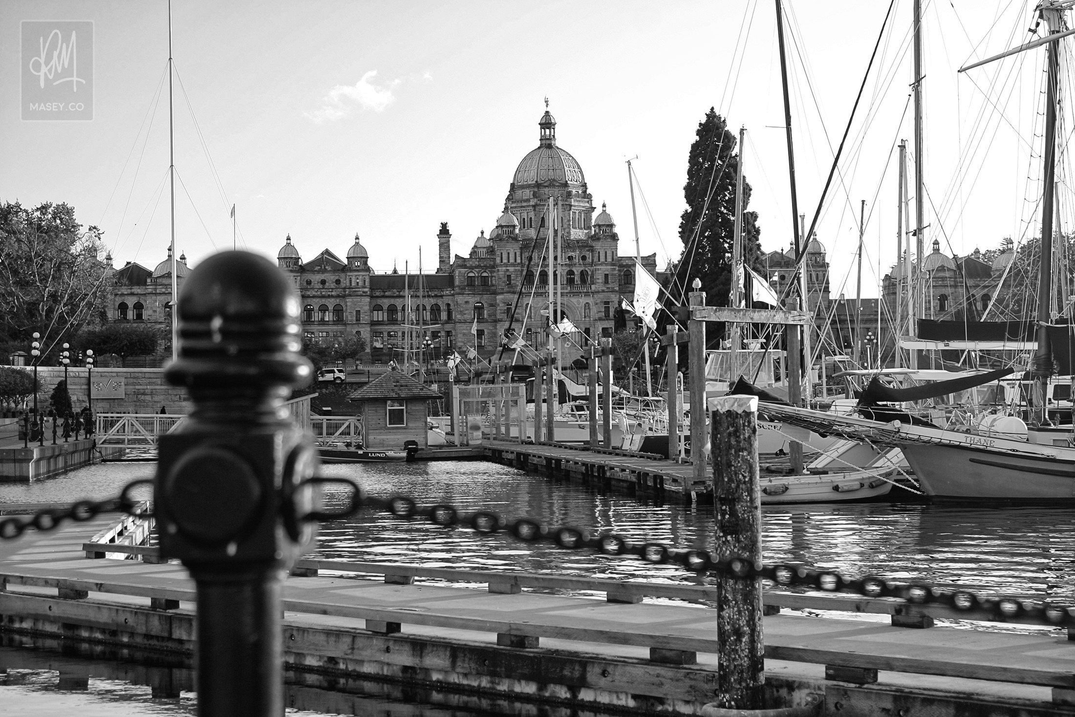 A Quick visit to Victoria, British Columbia