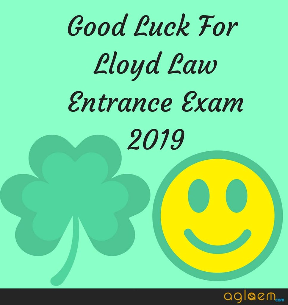 How To Prepare For Lloyd Law Entrance Test (LET) 2019