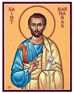 Tại Sao Thánh Barnaba Được Gọi Là Tông Đồ?