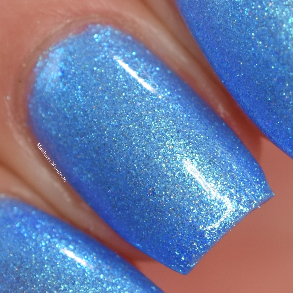 Paint It Pretty Polish Reach For The Stars swatch