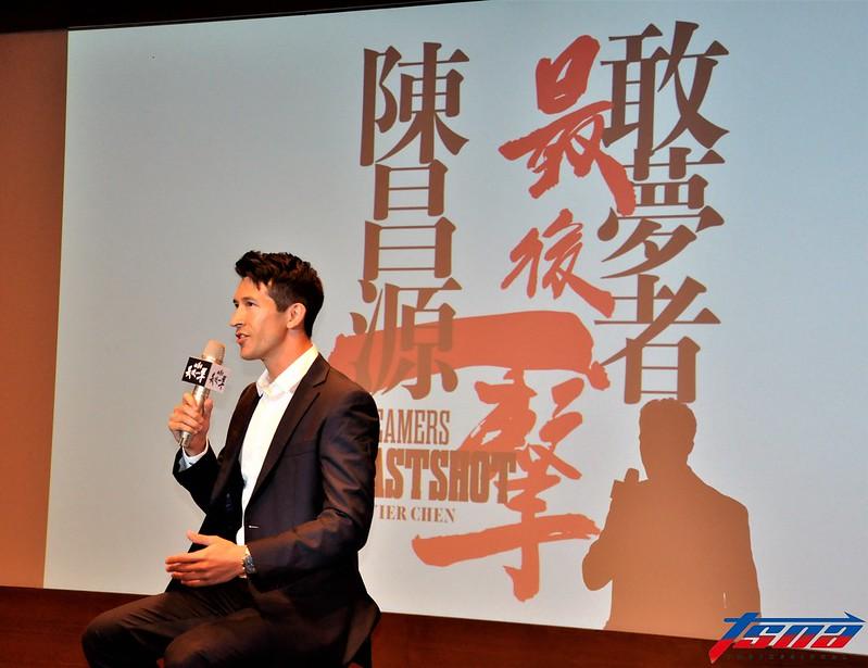 陳昌源期盼退休後還能貢獻台灣足球。(資料照,張哲郢/攝)
