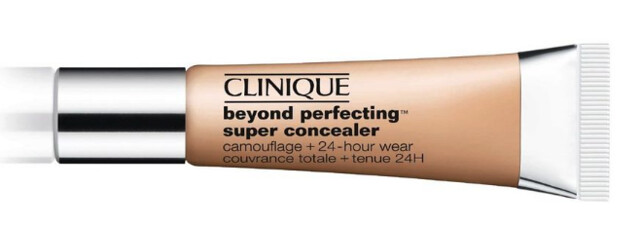 Beyond Perfecting Super Concealer de Clinique en tono Apricot!