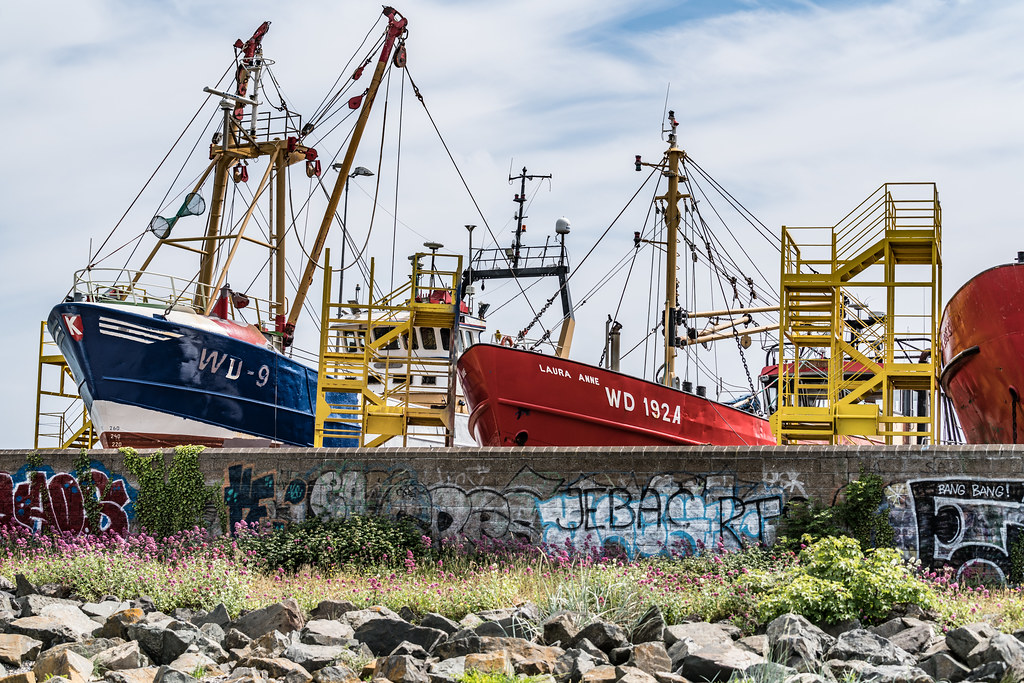 AN ACTIVE BOATYARD IN HOWTH 002