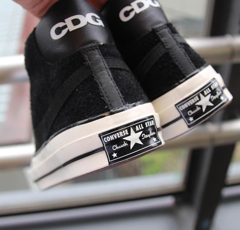 NIKE COMME des GARCONS CONVERSE ALL STAR