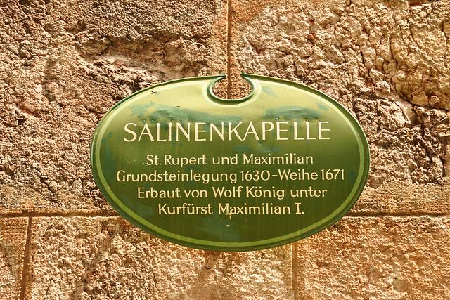 Traunstein, Salzstadt, Saline, Chiemgau, St. Oswald, Jackl-Turm, Heimatmuseum usw. ... Foto: Brigitte Stolle