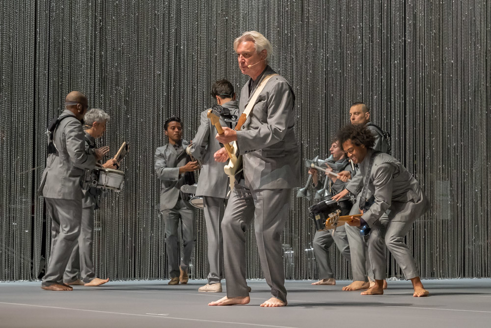Live Review: David Byrne at The Paramount Theater 5/24