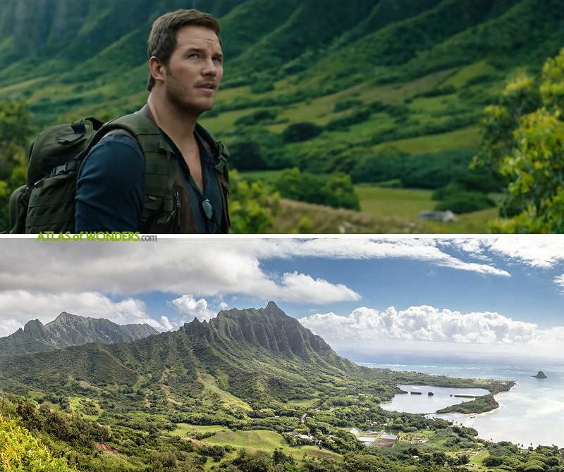 Jurassic World: Fallen Kingdom where filmed