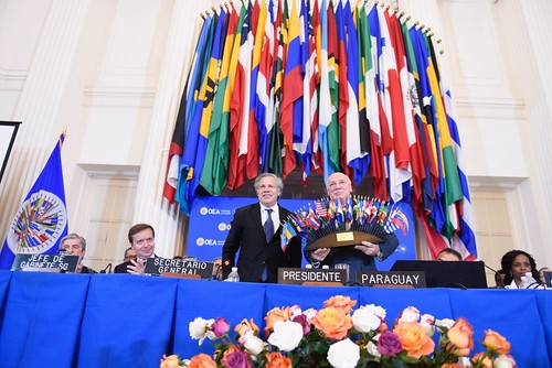 48th OAS General Assembly Concludes