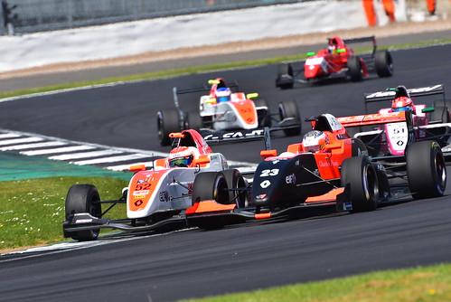 Formula Renault Eurocup, Silverstone 2018