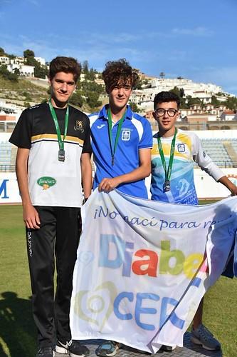 AionSur 28855881058_d6e4ed6a33_d Seis podios del Ohmio en el Andaluz de pista al aire libre Atletismo Deportes