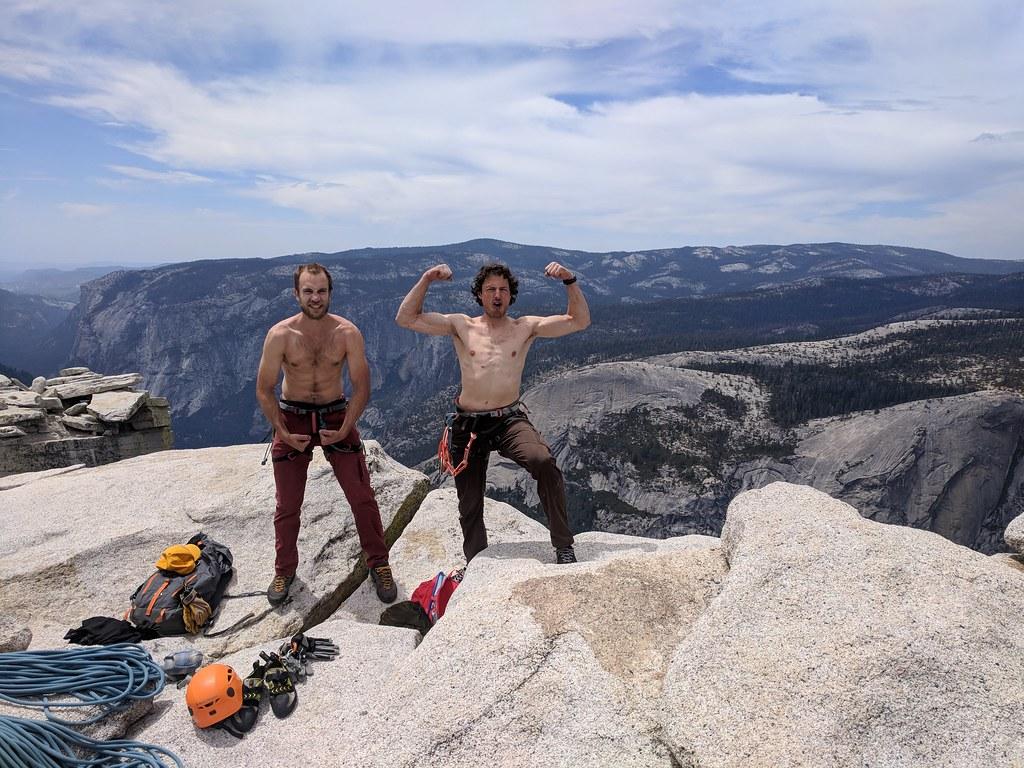 June 2018: Yosemite Part II   Stephen Kurczy