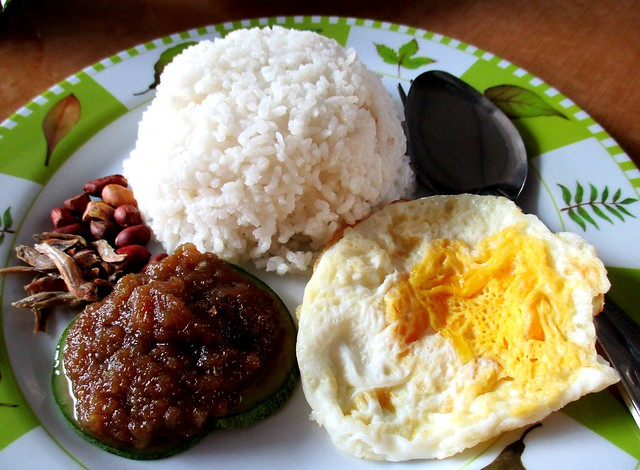 Jiali Cafe nasi lemak biasa