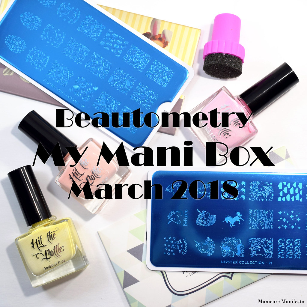 Beautometry My Mani Box Review