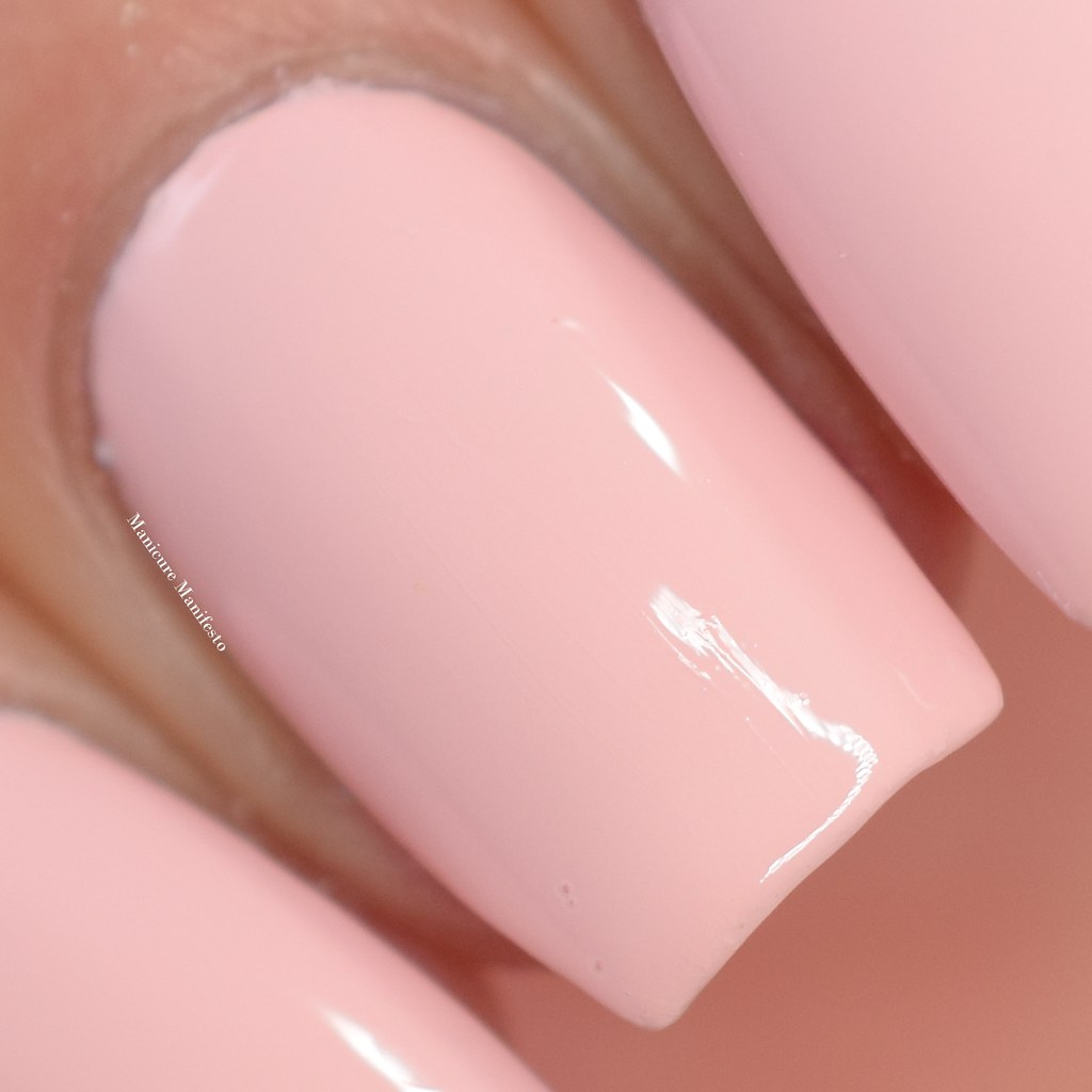 Girly Bits Peach Love Joy swatch
