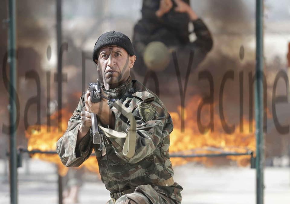 موسوعة الصور الرائعة للقوات الخاصة الجزائرية - صفحة 64 42700533991_c63caeaa95_o
