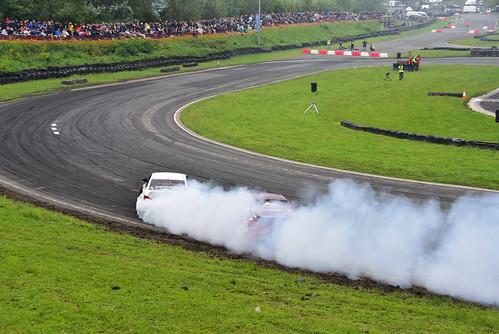 Michael Marshall - Adam Simmons, British Drift Championship, Teesside 2018