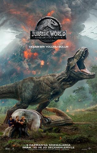 Jurassic World: Yıkılmış Krallık - Jurassic World: Fallen Kingdom (2018)