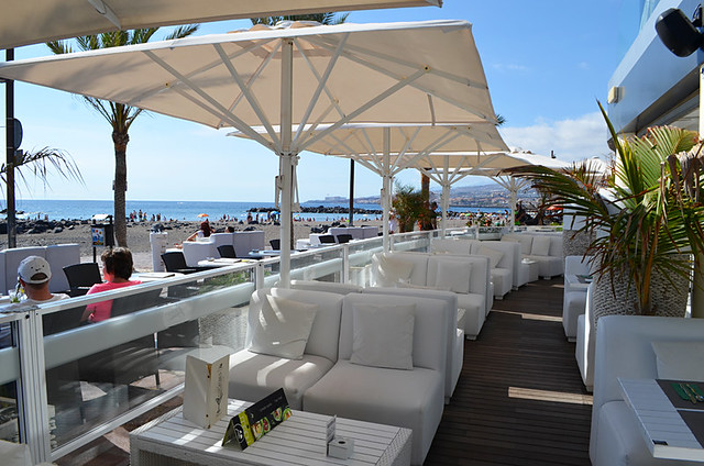 Papagayo Beach Club, Playa de las Americas, Tenerife