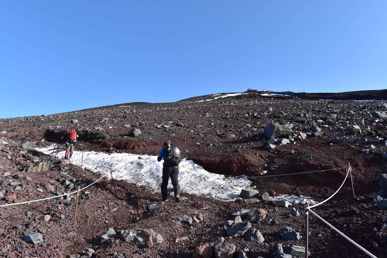 富士山日帰り登山